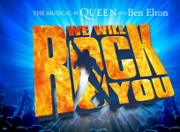 "75% Korting Rockmusical Queen ""We Will Rock You"" in Den Haag voor €15 bij Tripper"