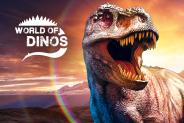 Tot 30% Korting Tickets voor Dinosaurus-expo World of Dinos in Utrecht voor vanaf €13,99 bij Groupon