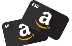 Gratis €8 tegoed met €50 opwaarderen bij Amazon.fr