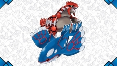 Gratis 2 Mystery Legendary Pokémon Kyogre of Groudon bij Game Mania