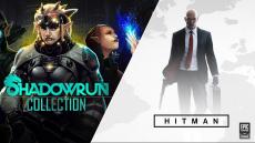 Gratis 2 PC Games Hitman en Shadowrun Collection t.w.v. €99,98 bij Epic Games