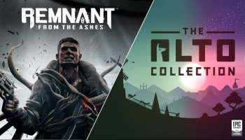 Gratis 2 PC Games Remnant: From the Ashes en The Alto Collection t.w.v. €47,98 bij Epic Games