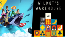 Gratis 2 PC Games Wilmot's Warhouse and 3 out of 10 t.w.v. €12,49 bij Epic Games