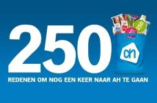 Gratis 250 Air Miles voor bij Albert Heijn