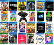 Gratis 3 E3 Game items Winactie bij Bol.com