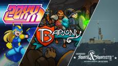 Gratis 3 PC Games 20XX, Barony en Superbrothers t.w.v. €34,97 bij Epic Games