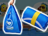 Gratis Animal Crossing Dodo Airlines Tas met 400 Platina punten bij Nintendo
