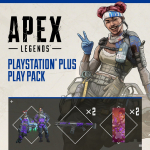 Gratis Apex Legends PlayStation Plus Play Pack bij Playstation Store