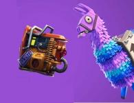 Gratis Back Bling & Troll Stash Llama voor Fornite bij Epic Games