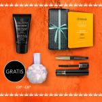 Gratis beauty cadeaus bij online bestelling bij Douglas