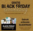 Gratis Black Friday Goodiebag t.w.v. €70 bij bestellingen vanaf €100 bij Drogisterij.net