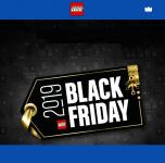 Gratis cadeaus + 30% Korting met Black Friday 2019 sale bij LEGO