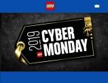 Gratis cadeaus + 30% Korting met Cyber Monday deals bij LEGO