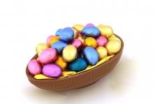 Gratis Chocolade Paaseitjes met de kortingscode bij Koffievoordeel