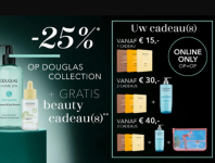 Gratis Douglas Hair Care set + Micellar Water (400ml) + Bikini Bag bij Douglas