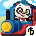 Gratis Dr. Panda Trein Spel t.w.v €4,49 bij Google Play en Apple App Store