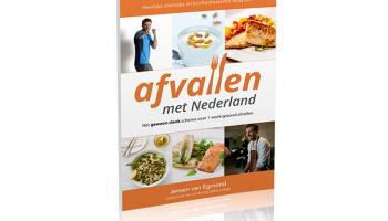 Gratis eBook voor afvallen bij Afvallen met Nederland