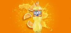 Gratis Fanta orange 1,5 L t.w.v. €1,79 bij Scoupy