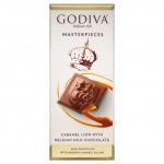 Gratis GoDiva Chocolade op vertoon LINDA Barcode bij Albert Heijn