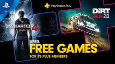 Gratis maandelijkse PS Plus games april 2020 bij Playstation Store