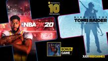 Gratis maandelijkse PS Plus games juli 2020 bij Playstation Store