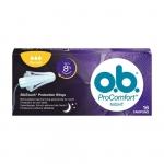 Gratis o.b. Probeerverpakking ProComfort Night of ProComfort beginners bij o.b.