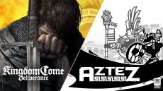 Gratis 2 PC Games Aztez en Kingdom Come: Deliverance t.w.v. €49,98 bij Epic Games
