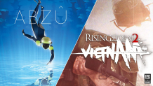 Gratis PC Games ABZÛ + Rising Storm 2: Vietnam t.w.v. €37,98 bij Epic Games