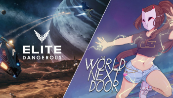 Gratis PC Games Elite Dangerous + The World Next Door t.w.v. €31,98 bij Epic Games