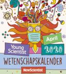 Gratis Scheurkalender voor thuiszitters bij New Scientist