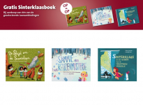 Gratis Sinterklaasboek bij aankoop jaaraanbieding bij Jumbo