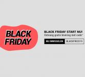 Gratis verzending met kortingscode tijdens Black Friday bij Zalando Lounge