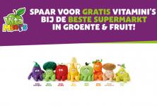 Gratis VitaMinis Pluche Knuffels met Spaaractie bij Lidl