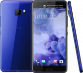 64% Korting HTC U Ultra 64GB Blauw voor €255 bij Bol.com