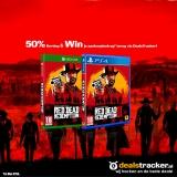 Win je aankoopbedrag terug: Deal Red Dead Redemption 2 PS4 en Xbox One bij DealsTracker