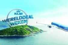 Tot 60% Korting en geen boekingkosten op KLM Werelddeal Weken bestemmingen bij D-reizen