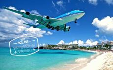 €15 extra korting op alle KLM Werelddeal Weken bestemmingen bij TIX.nl