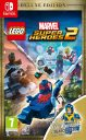 LEGO: Marvel Super Heroes 2 (Deluxe Edition) – Switch
