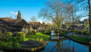 52% Korting 3 dagen in Bosrijk Weerribben en Giethoorn met diner voor vanaf €54,50 p.p. bij Groupactie