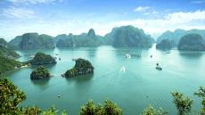 9 of 14 Dagen Vietnam en Cambodja met hotel, transfer en maaltijden voor vanaf €629 bij Groupon