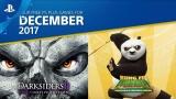 Maandelijkse gratis games voor PS Plus december 2017 bij Playstation Store