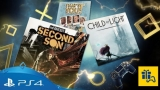 Maandelijkse gratis games voor PS Plus september 2017 bij Playstation Store