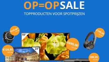 Max' OP=OP Sale 2020 bij Max ICT