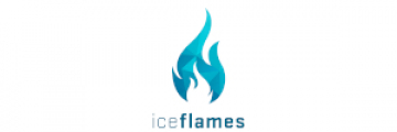 Ice Flames