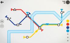 Mini Metro nu tijdelijk €0,59 bij Google Play