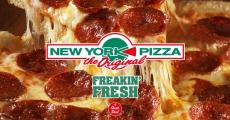 2de Pizza Gratis bij New York Pizza
