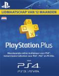 PlayStation Plus Voucher 365 Dagen voor €40,84 bij CDkeys.com