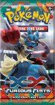 Pokémon TCG kaarten XY3 Furious Fists – Booster pack