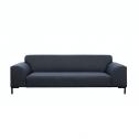4×6 Sofa X4 3-zitsbank – Blauw