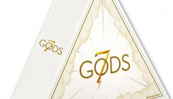 WINACTIE Week 42: 7 Gods Bordspel